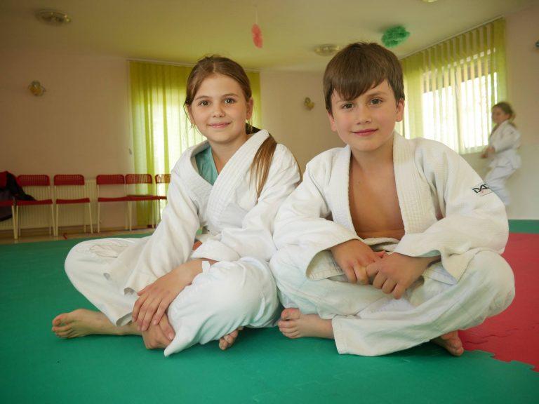 judoka kids